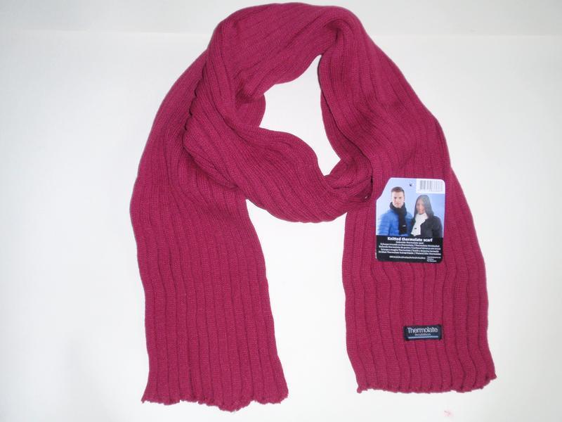 Распродажа. вязаные шарфы шарф вязаный thermolite insulation -...