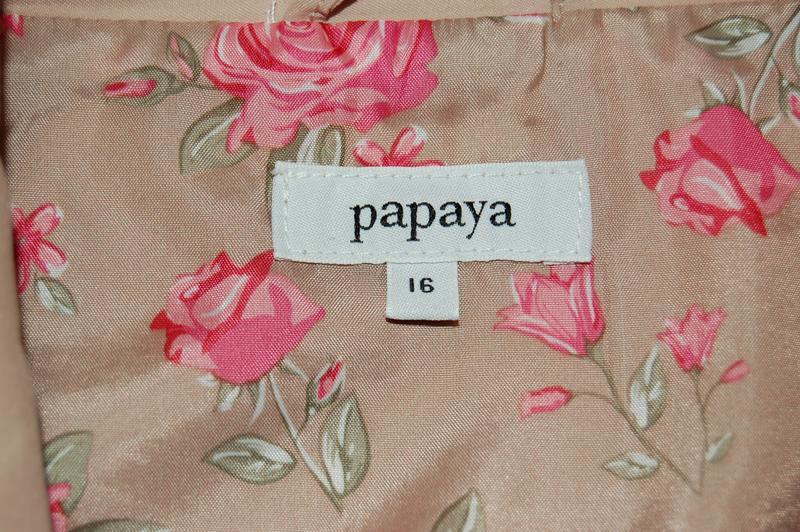 Papaya! женский плащ, тренч весна-осень - Фото 3