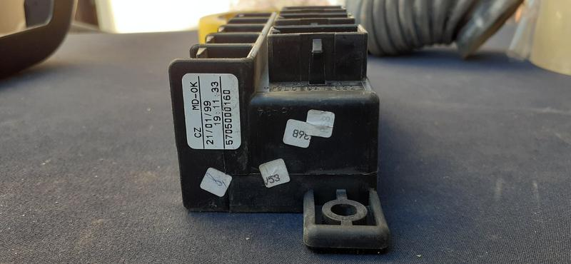 8L0941822 VAG блок коммутационный - Фото 4