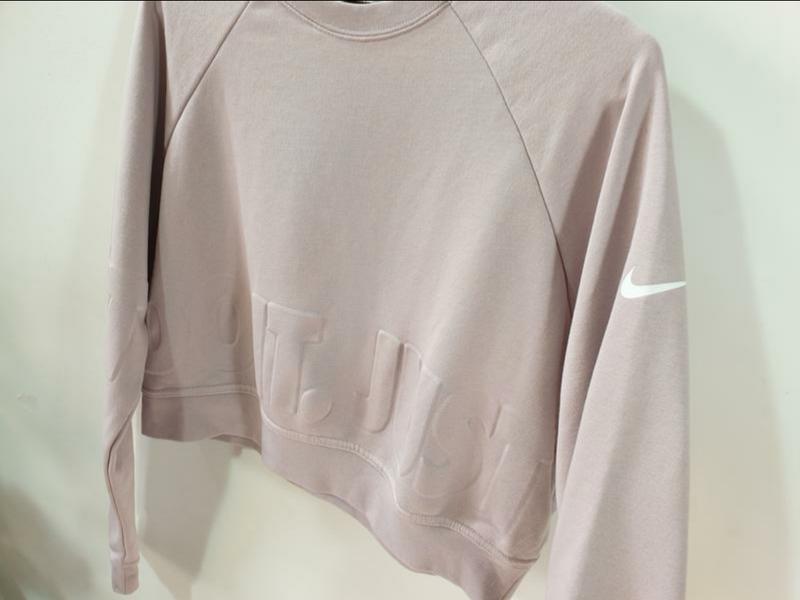 Nike свитшот толстовка - Фото 5