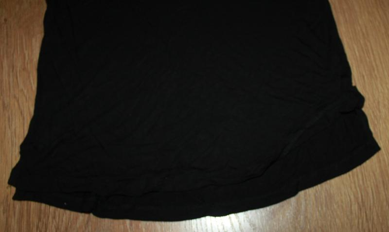 Майка черная с бисером atmosphere 36-38р. - Фото 4