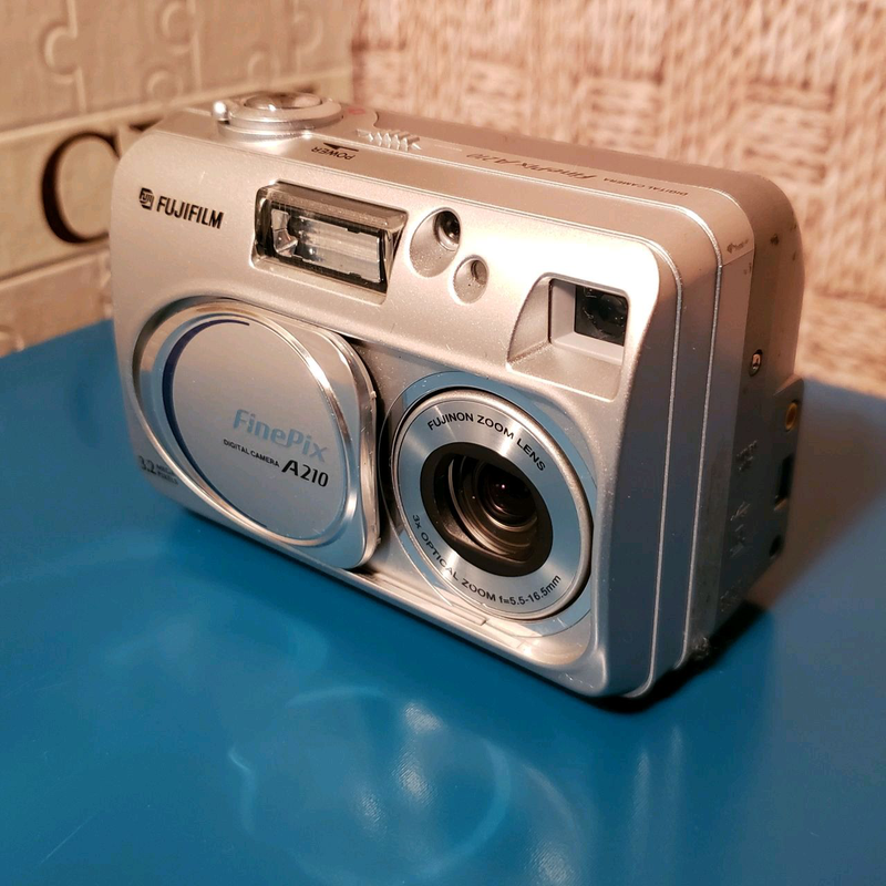 Фотоаппарат цифровой Canon fuji samsung (original) - Фото 6