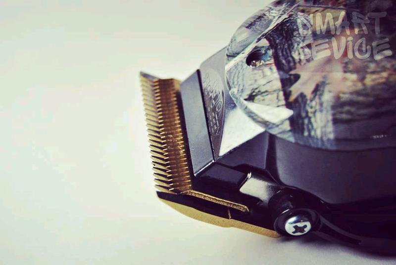 Машинка для стрижки Gemei gm-1018 - Фото 3