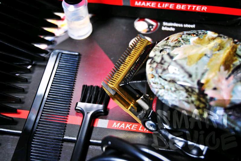 Машинка для стрижки Gemei gm-1018 - Фото 4