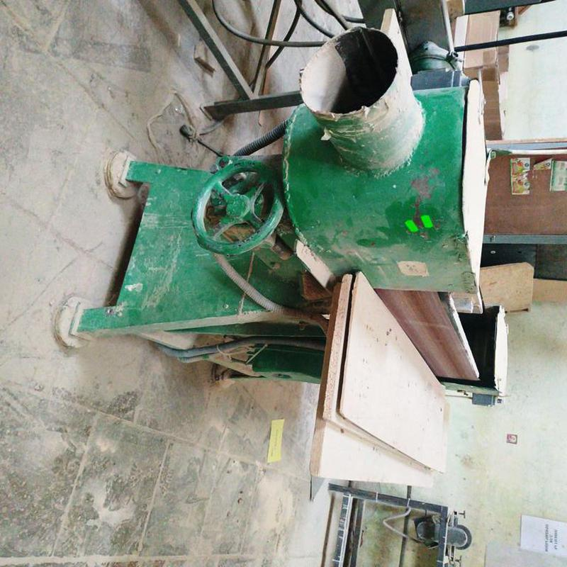 Шліфувальний верстат з нерухомим столом (вертикальний) ШлНСВ