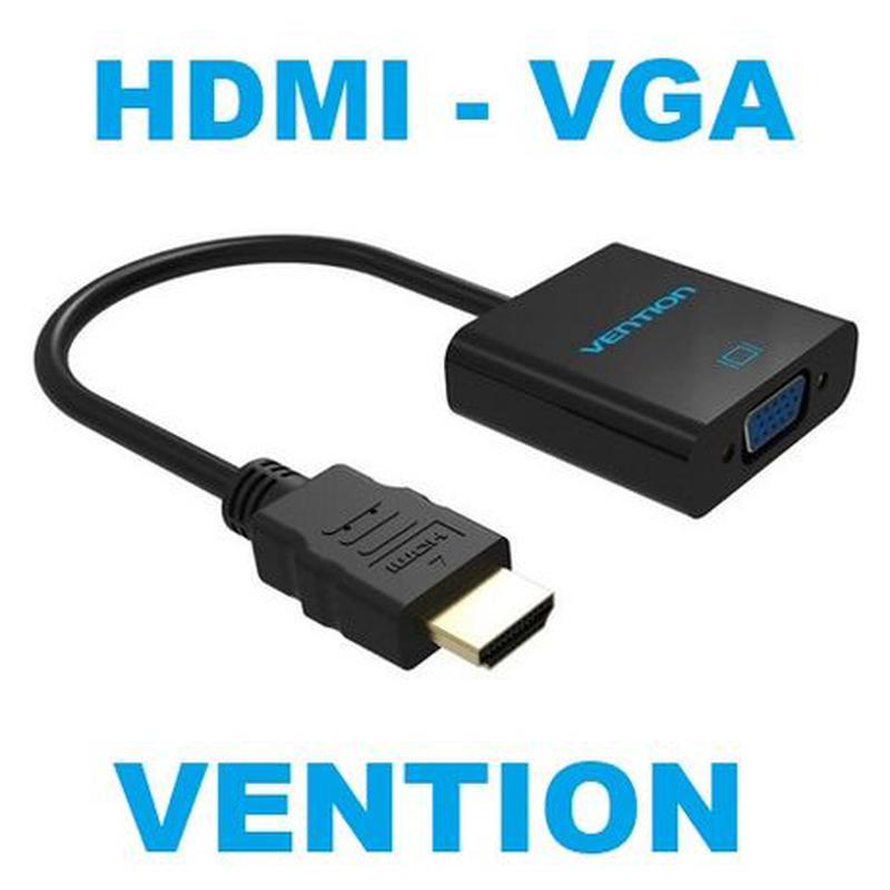 Адаптер Vention HDMI-VGA переходник для подключения приставки ...