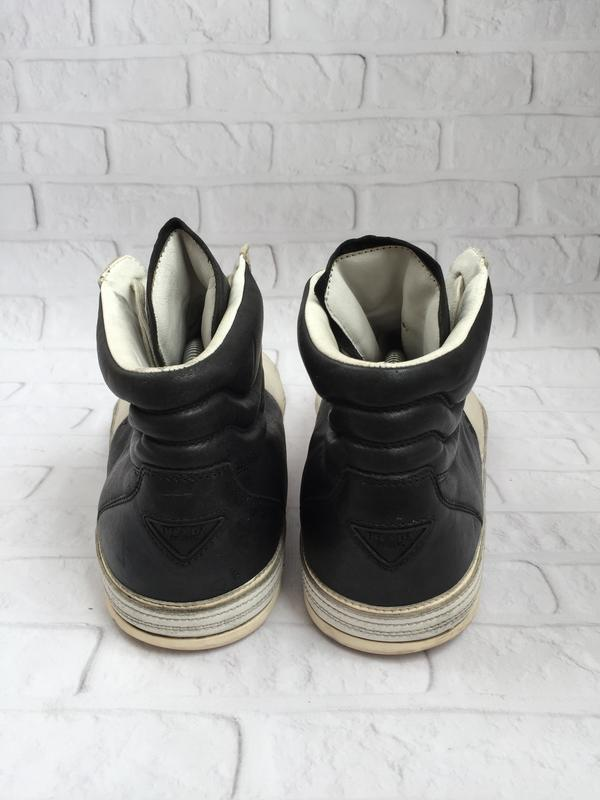 Чоловічі кросівки prada мужские кроссовки кеды оригинал - Фото 4