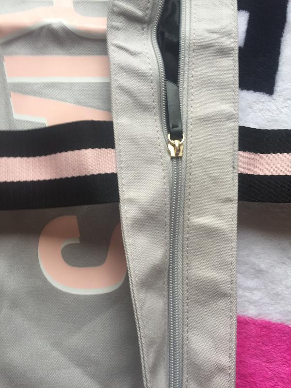 Универсальная летняя  сумка victoria's secret. оригинал! - Фото 5