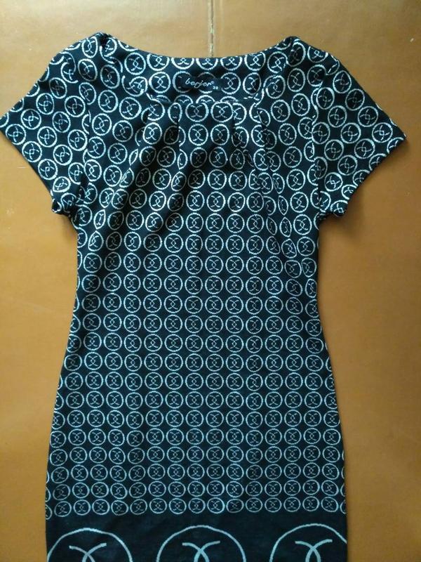 Осеннее платье, теплое платье, длинное платье - Фото 2