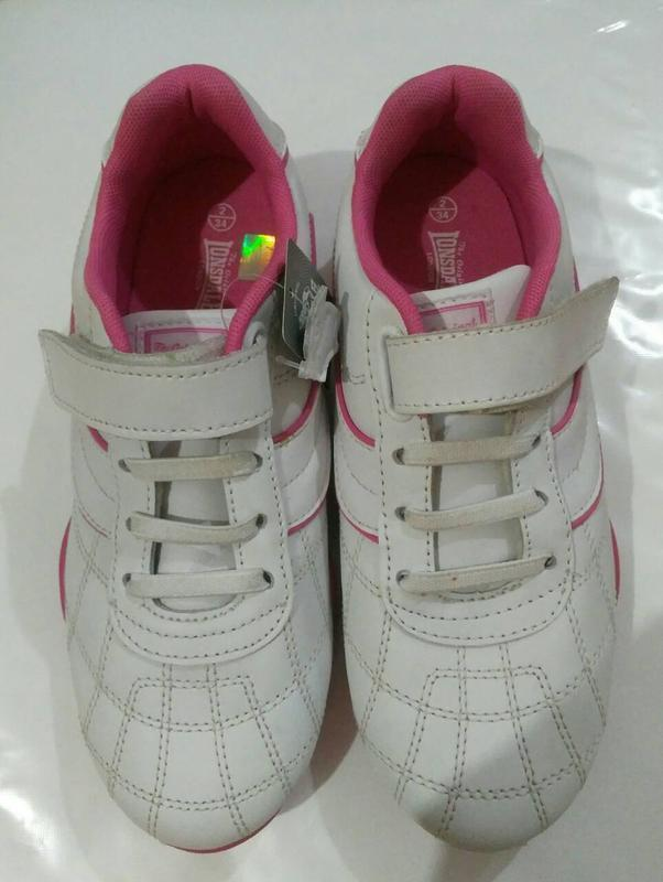 Новые кроссовки lonsdale