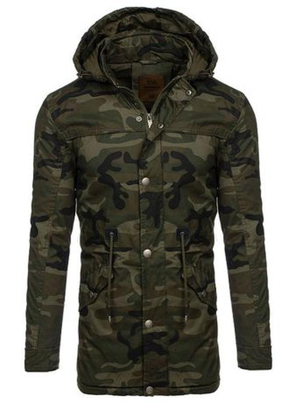 Куртка-парка мужская демисезонная Alnwick. Размер 3XL, новая. - Фото 4