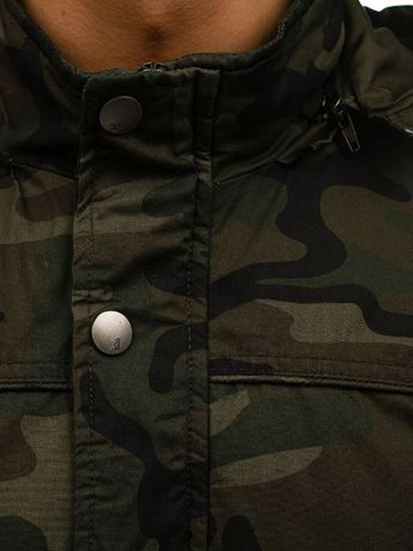 Куртка-парка мужская демисезонная Alnwick. Размер 3XL, новая. - Фото 5