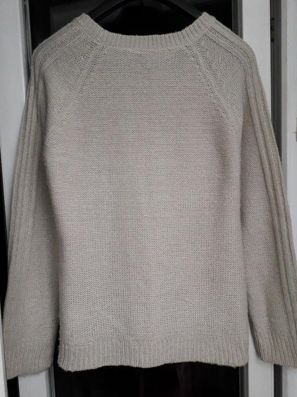 Женский вязаный пуловер madonna свитер джемпер демисезон осень... - Фото 4