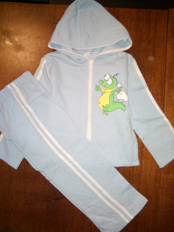 Пижама флисовая на молнии на мальчика девочку