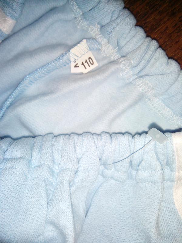 Пижама флисовая на молнии на мальчика девочку - Фото 5