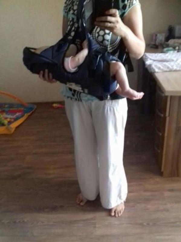Рюкзак- переноска для детей rainbow 15 standart оригинал фабричны