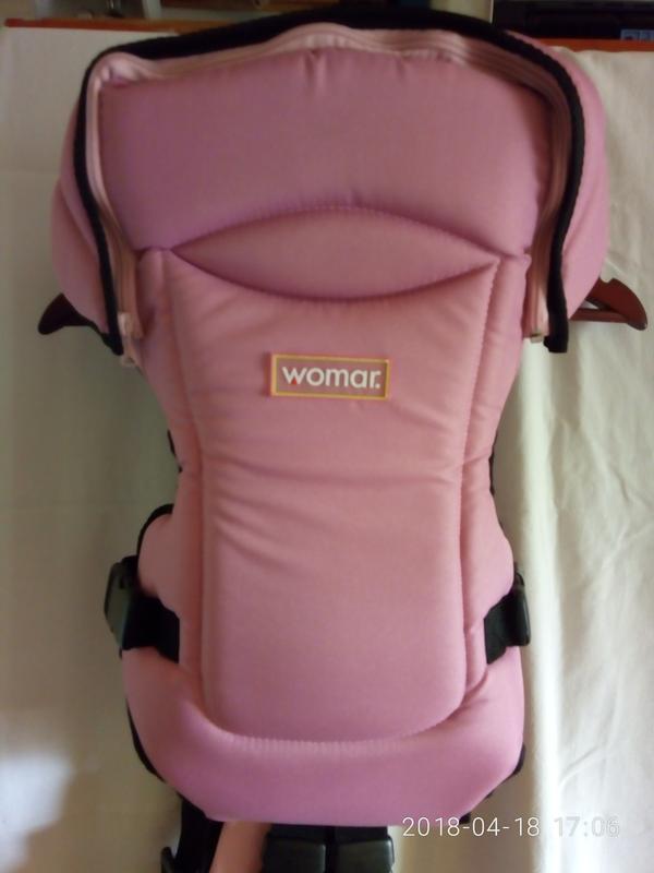 Рюкзак- переноска для детей rainbow 15 standart оригинал фабричны - Фото 3