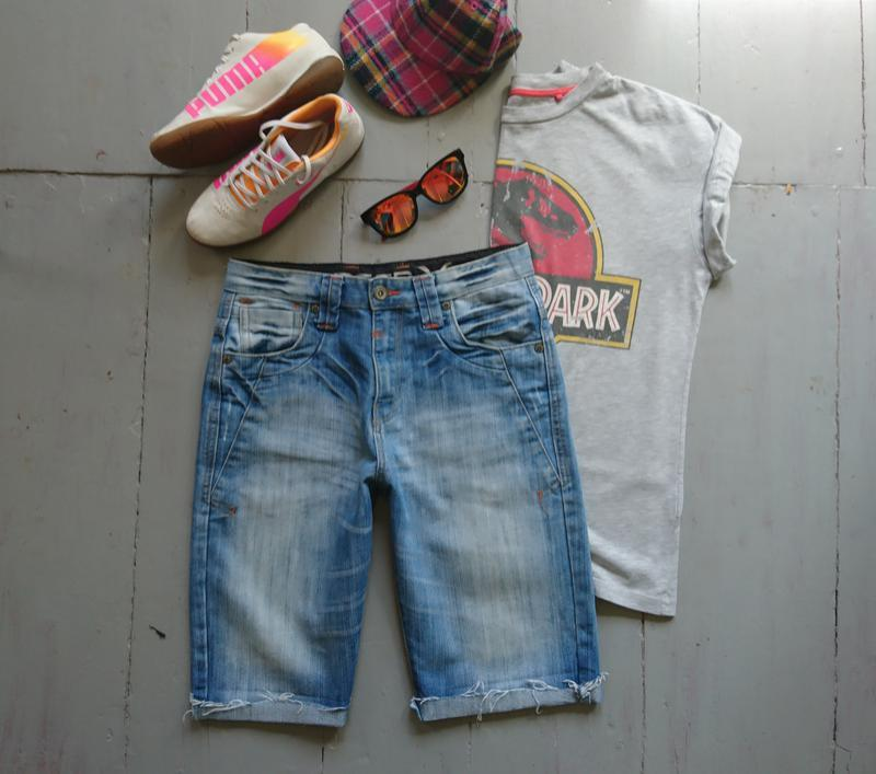 Джинсовые шорты №306