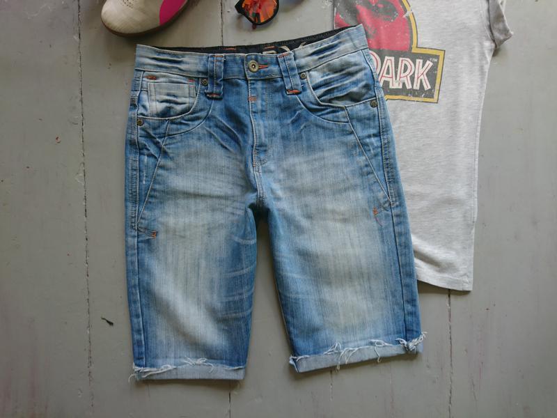 Джинсовые шорты №306 - Фото 2