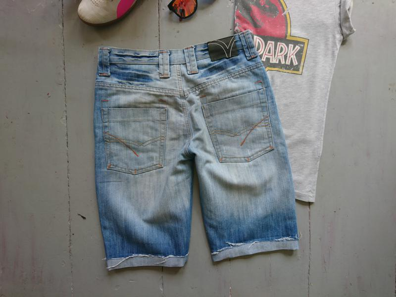 Джинсовые шорты №306 - Фото 3