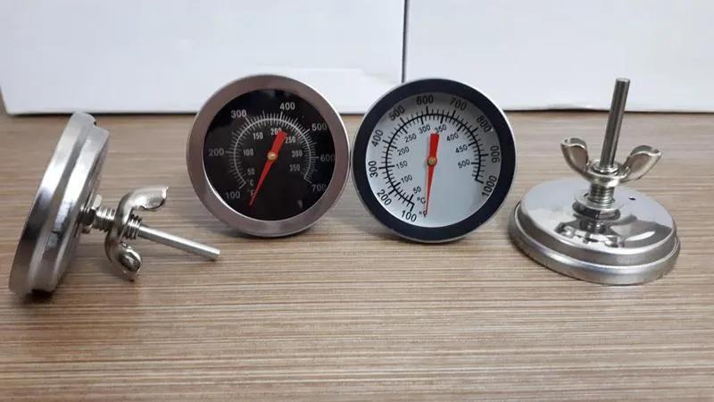 Термометр Градусник для печи коптильни барбекю духовки до 350 °С - Фото 3