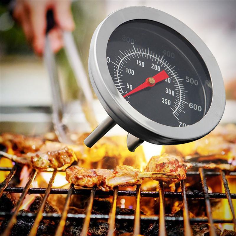 Термометр Градусник для печи коптильни барбекю духовки до 350 °С - Фото 7