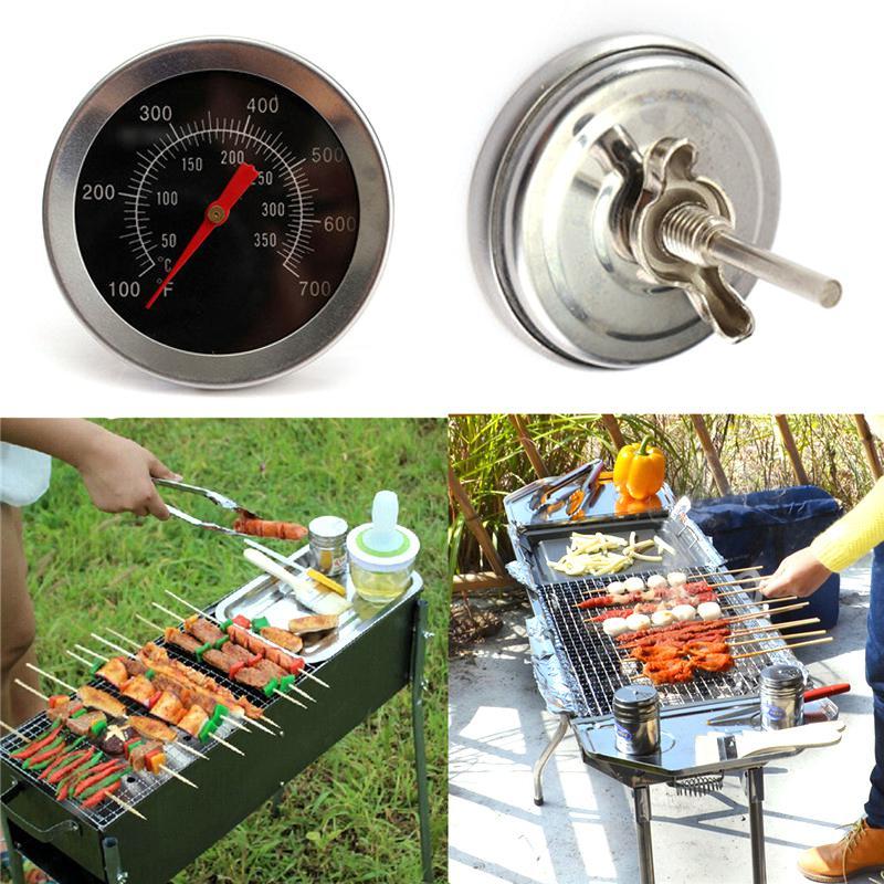 Термометр Градусник для печи коптильни барбекю духовки до 350 °С - Фото 9