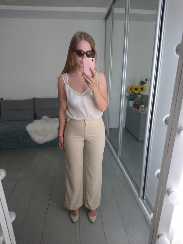 Актуальные сатиновые брюки №112 - Фото 5