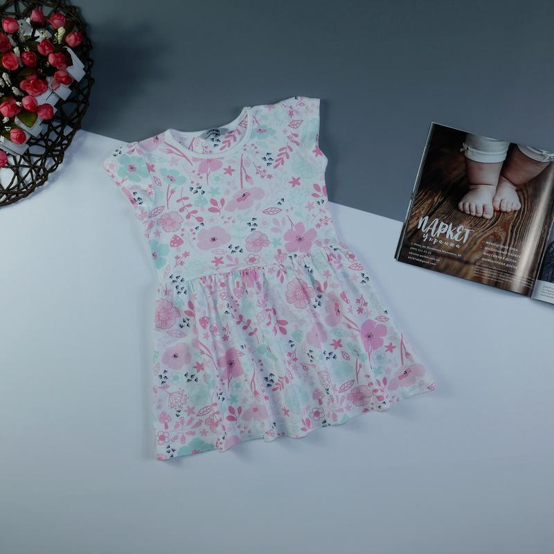 Платье george на 1-1.5 года/80-86 см