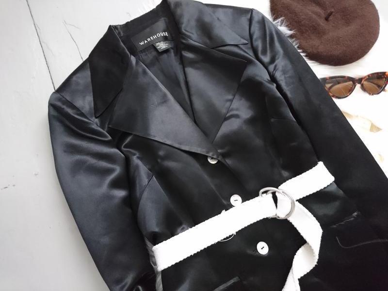 Актуальный удлиненный пиджак платье №2max - Фото 3