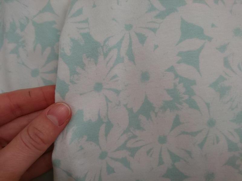 Актуальная стильная футболка цветочный принт №1max - Фото 3