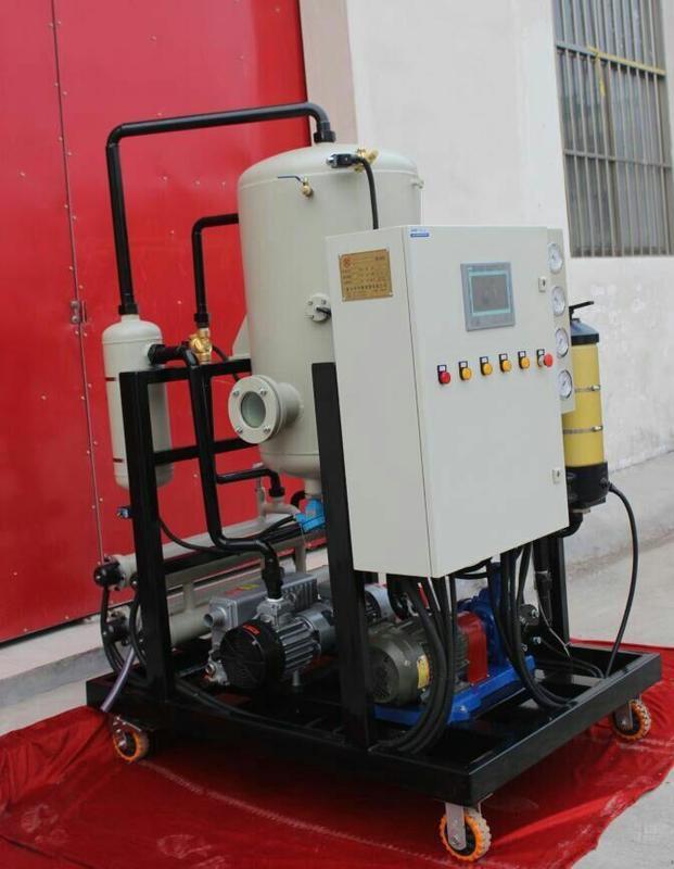 Установки очистки масла трансформаторного.турбинного .гидравли...