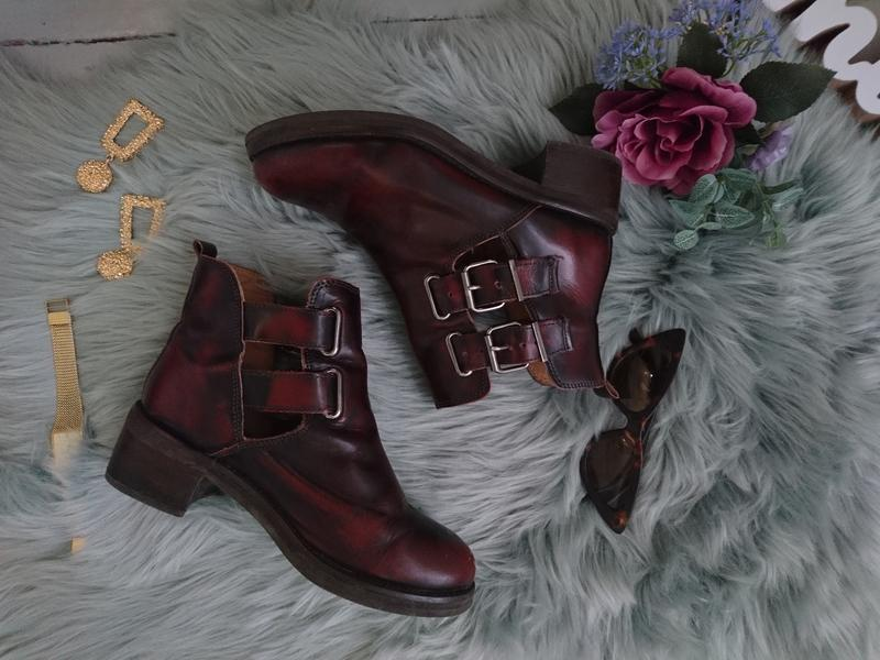 Невероятные кожаные ботинки - Фото 2