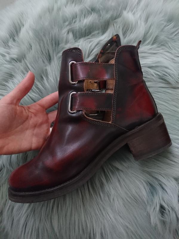 Невероятные кожаные ботинки - Фото 3