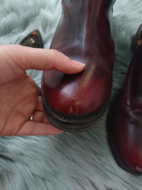 Невероятные кожаные ботинки - Фото 5