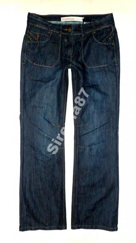 Стильные джинсы boyfriend №99 - Фото 2