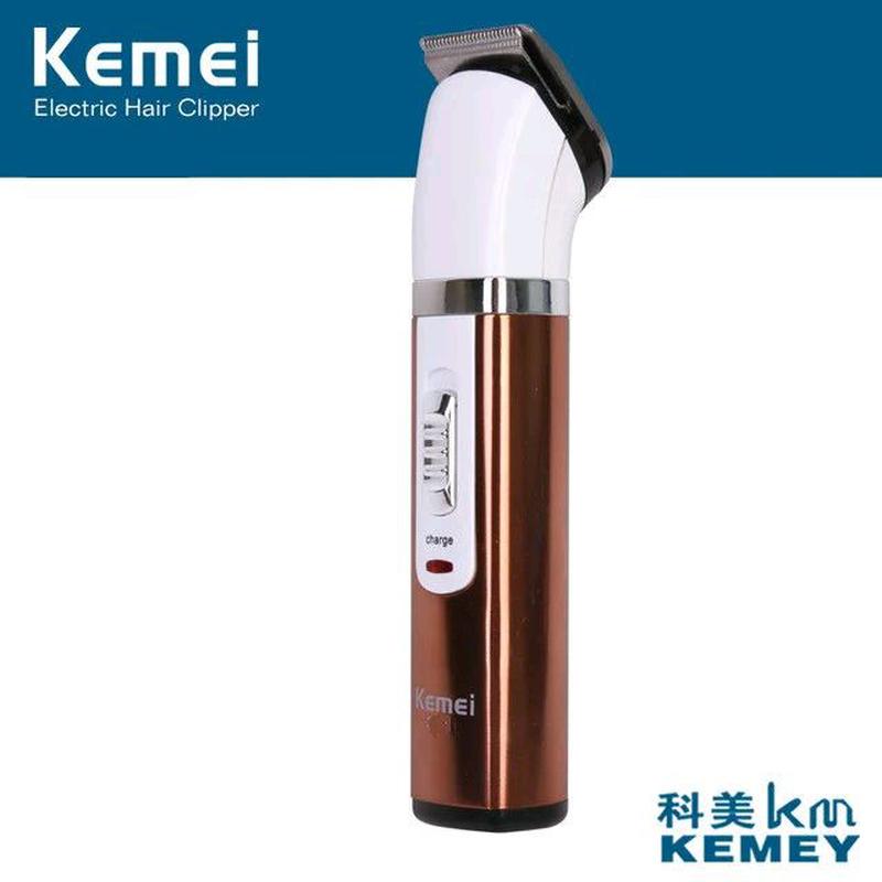 Бритва Kemei Машинка для стрижки волос и бороды