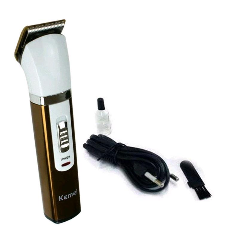 Бритва Kemei Машинка для стрижки волос и бороды - Фото 3
