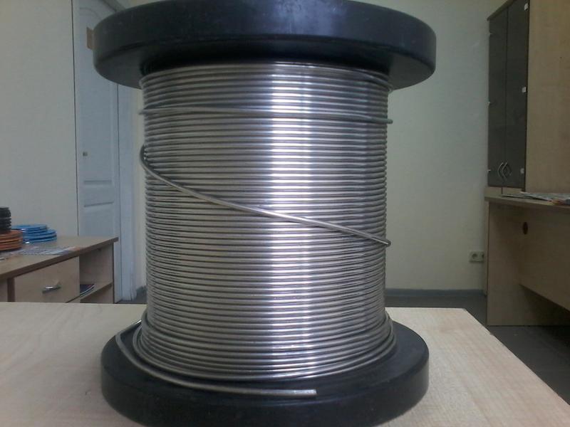 Припой оловянно - свинцовый ПОС-61, 3мм.