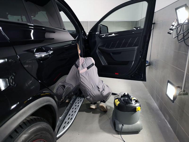 Химчистка авто подготовка авто полностью профи