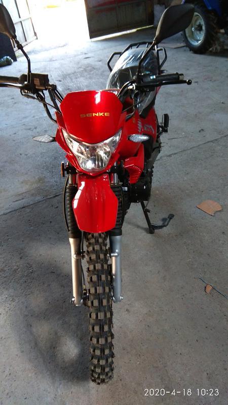 Мотоцикл НОВИЙ SENKE sk200-9 Race/ Є вибір Мотоциклів і Скутерів! - Фото 3