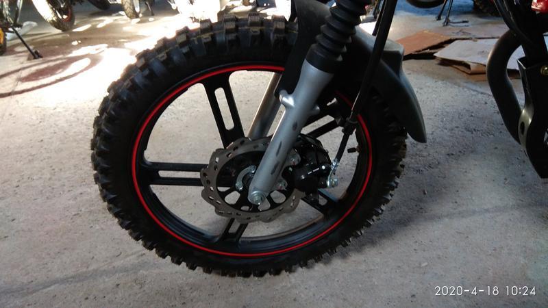Мотоцикл НОВИЙ SENKE sk200-9 Race/ Є вибір Мотоциклів і Скутерів! - Фото 8