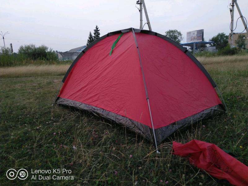 Палатка  1-2х місна. Louis. - Фото 13