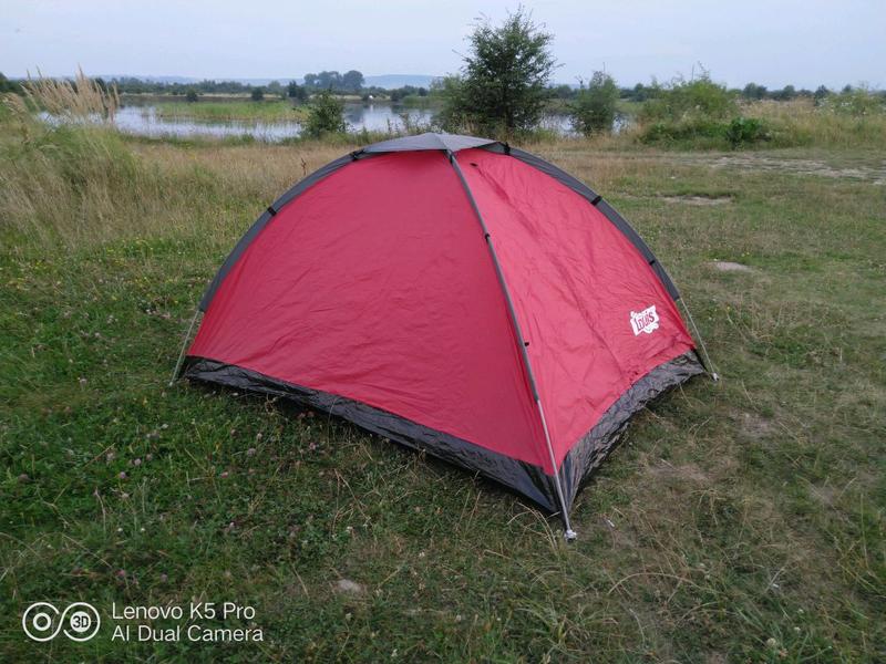 Палатка  1-2х місна. Louis. - Фото 15