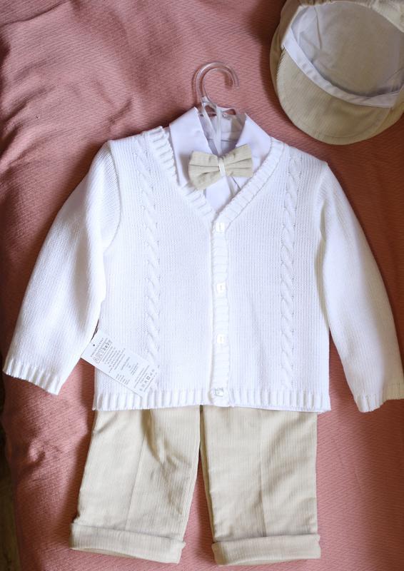 Нарядный костюм для праздников,крещения,фотосессий мальчика g ...