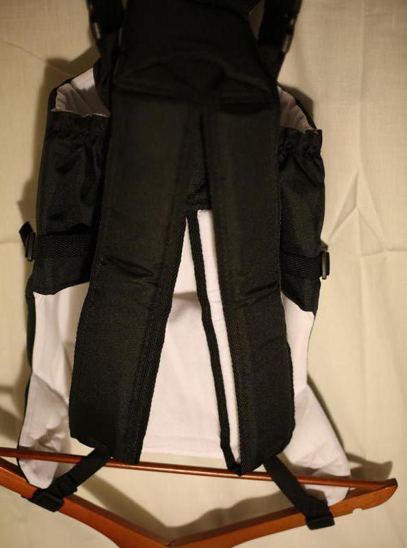 Рюкзак переноска для детей womar globetroter №7 standart - Фото 2