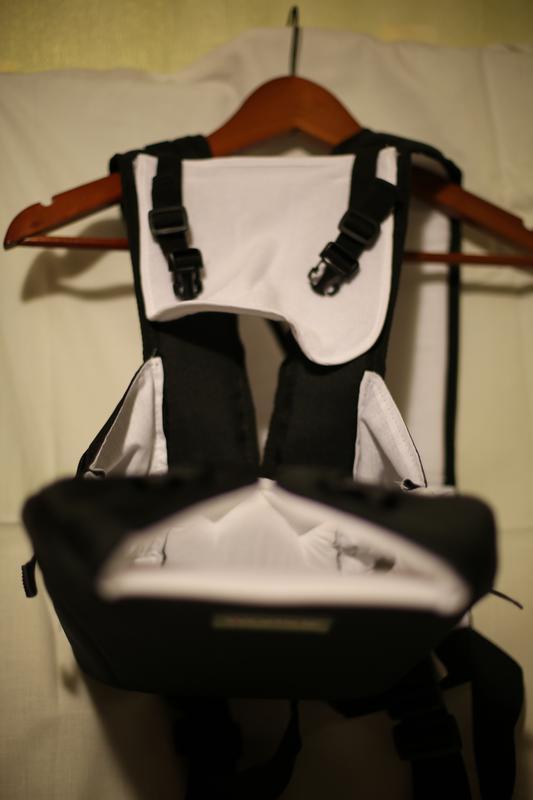 Рюкзак переноска для детей womar globetroter №7 standart - Фото 4