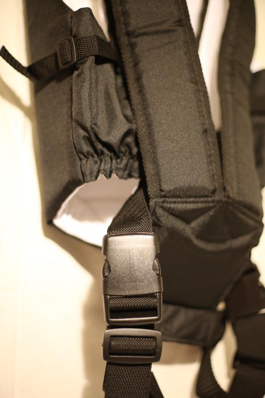 Рюкзак переноска для детей womar globetroter №7 standart - Фото 5