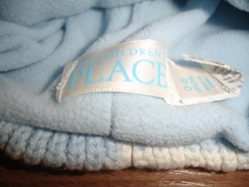 Теплая вязанная деми шапка на малыша до года идеал - Фото 2