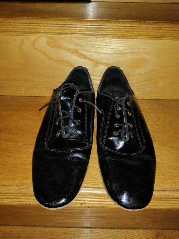 Туфлі бальні стандарт